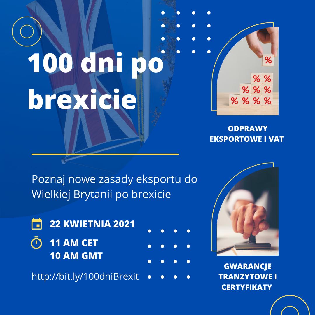 eksport towarów po Brexicie