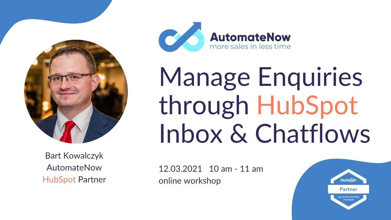 what is hubspot inbox