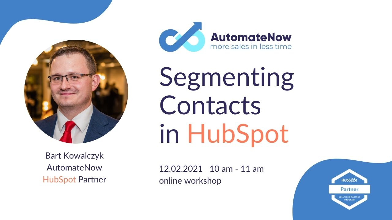 managing contacts in hubspot