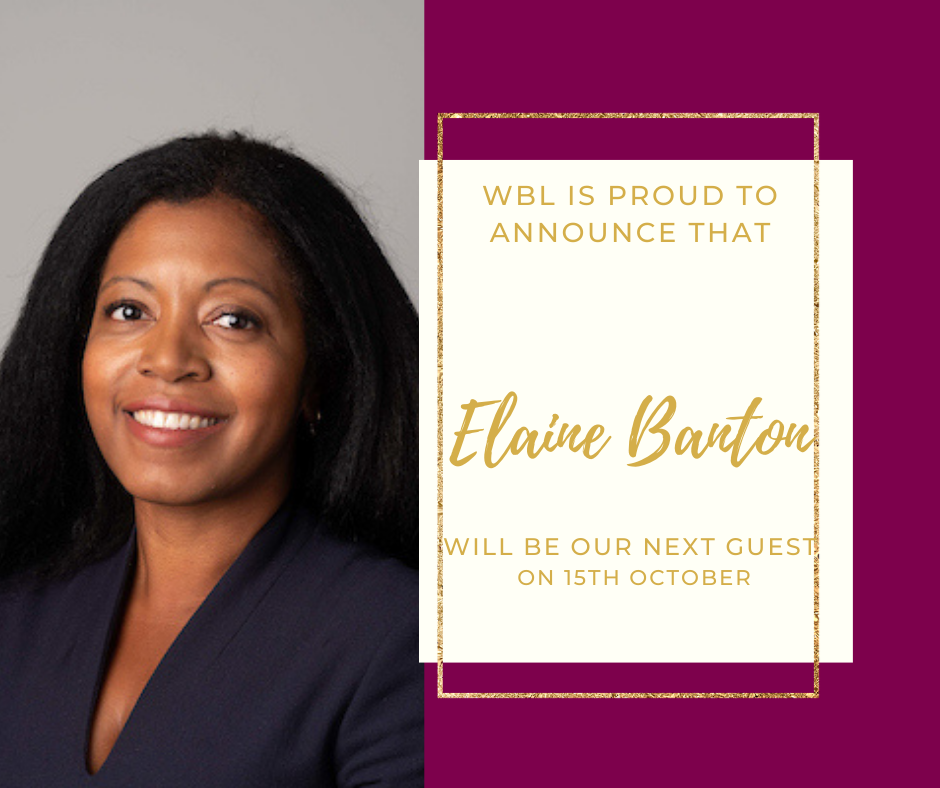 Success starts with inspiration. A Women's Business Link webinar with Elaine Banton.