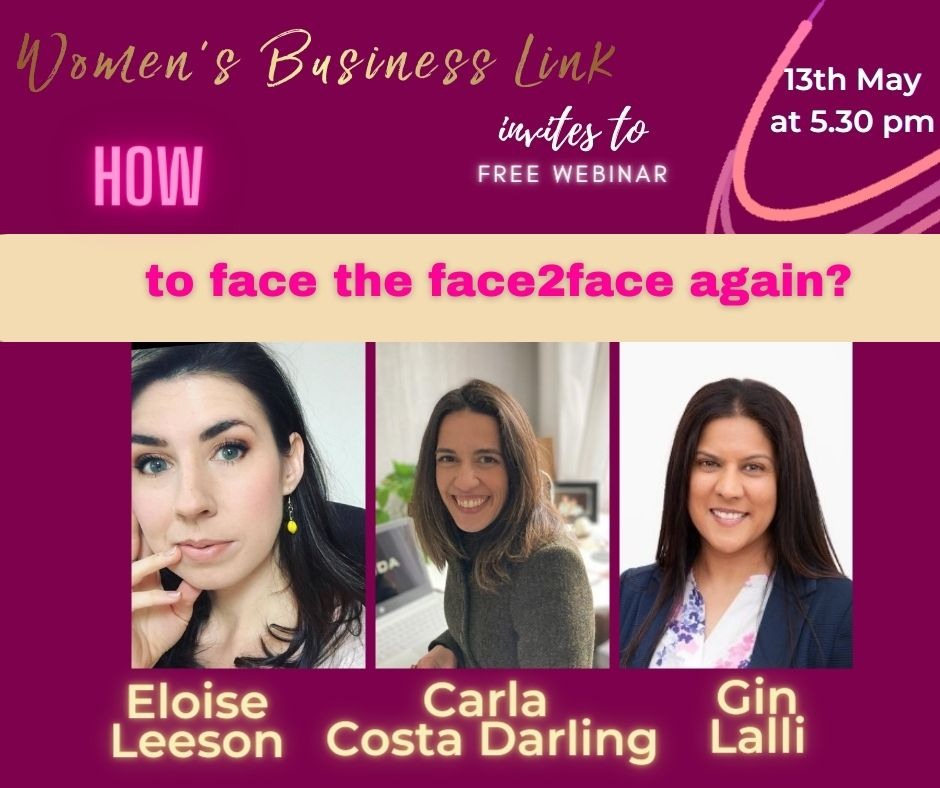 WBL webinar: Are you ready to face the face2face?