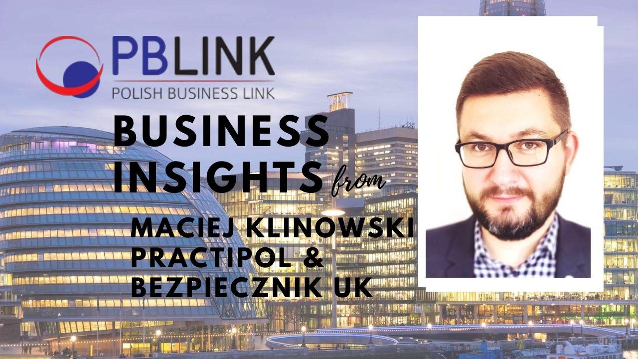 PBLINK Business Insights on Mental Health with Maciej Klinowski from Practipol