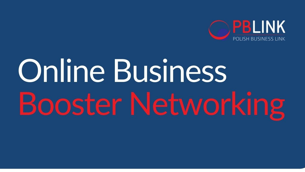PBLINK Business Booster Networking online