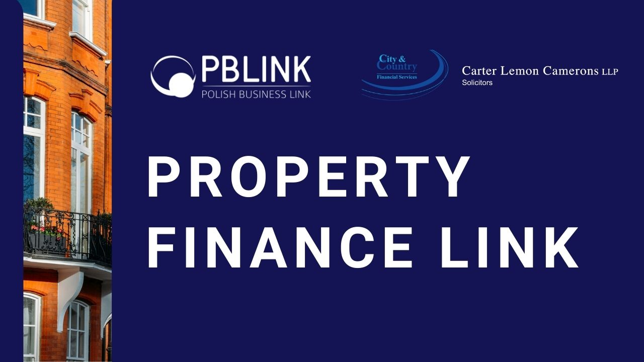 Property and Finance Link London Meeting