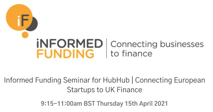 Connecting European Startups to UK Finance