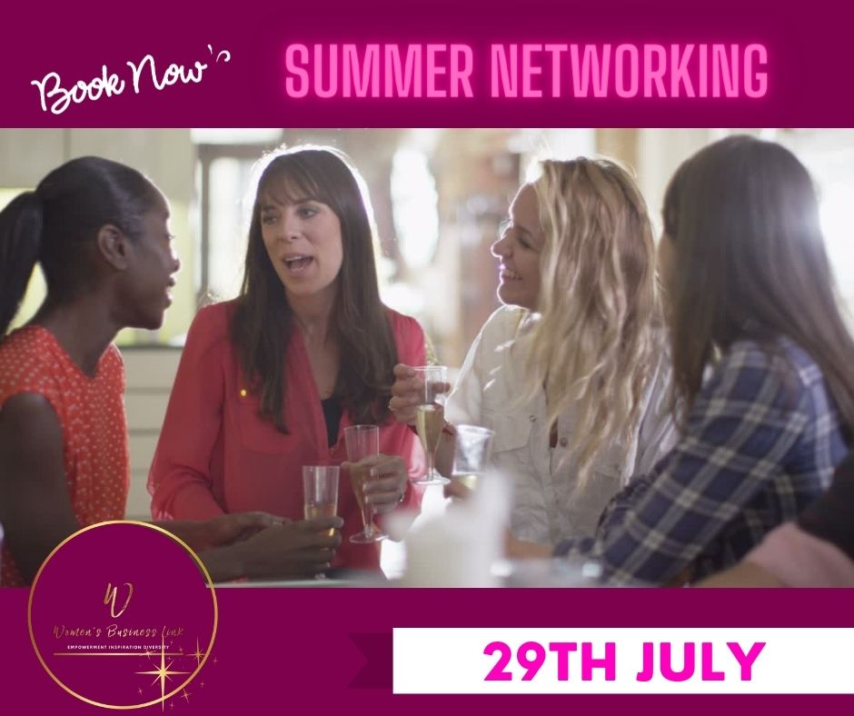 Summer Networking with Women's Business Link