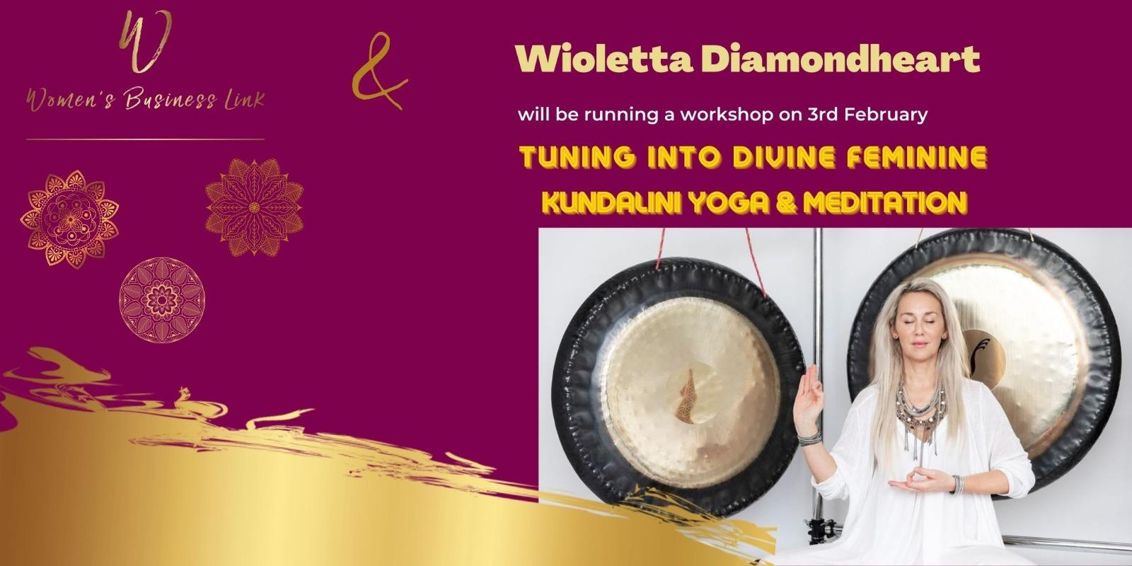 Women's Business Link Webinar with Wioletta Diamondheart
